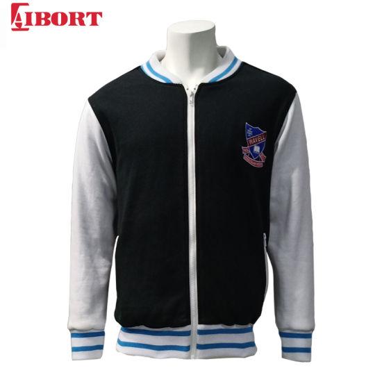 Aibort Customize Varsity Baseball Jacket with Team Logo (V-JK05)