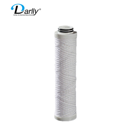 Darlly String Wound Filter Cartridge for Microelectronics