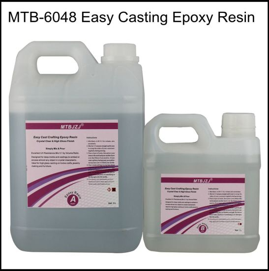 Clear Epoxy Resin Casting 1gallon Kit