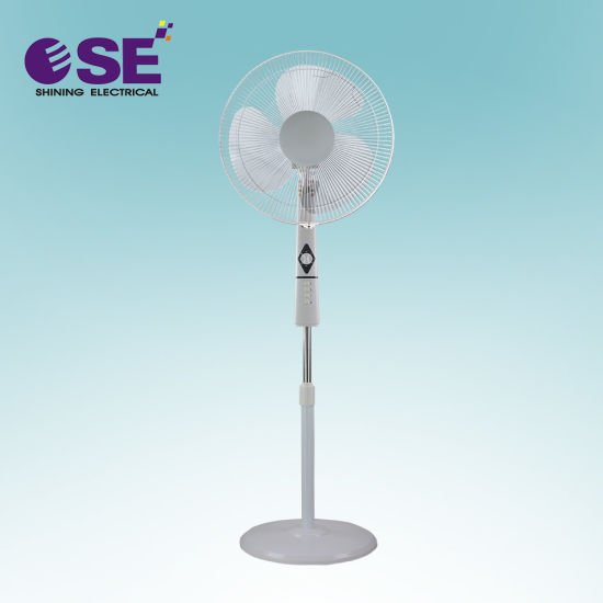 China Supplier Crown Indoor Cooling 16 Inch Stand Fan