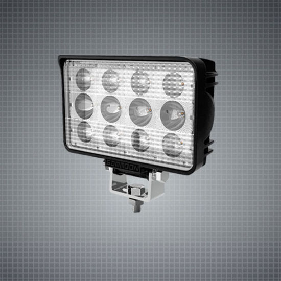 Work Temperature Widly 36W LED Sun Flood Light for Outdoors
