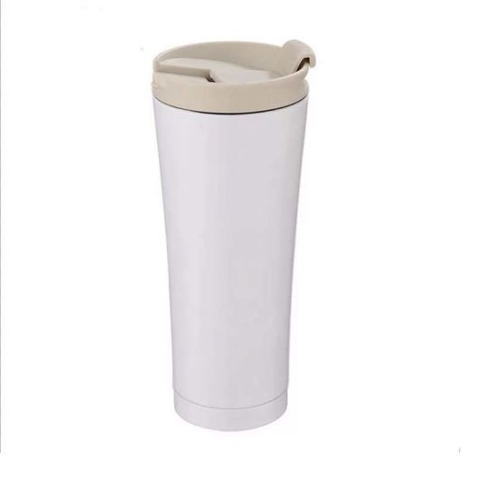 500ml Stainless steel insulated water bottle Vacuum Flask cup with custom logo