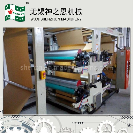 Automatic Multi-Wall Valve Paper Sack Tube Forming Machine