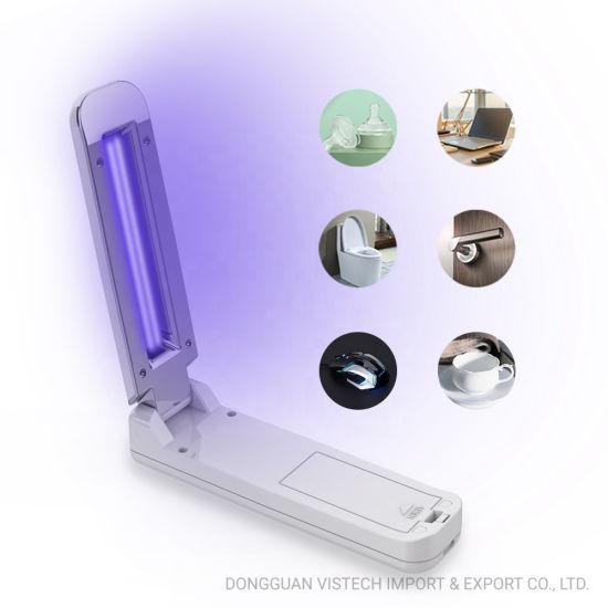 China Portable Small Uv Lamp Battery Usb Power Germicidal