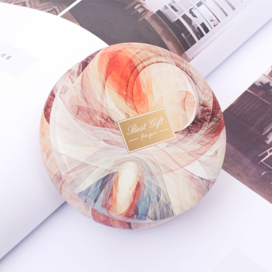 Dried Flower Scented Tin Candle for Aromatherapy Gift Set
