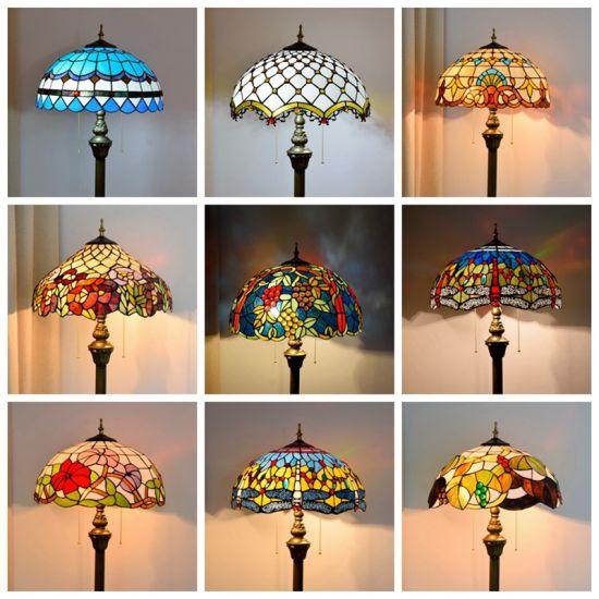 China Tiffany Style Floor Lamp Return