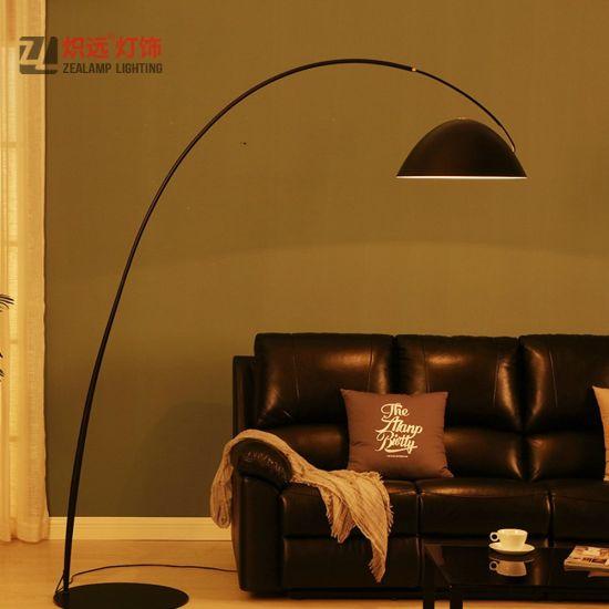 Study Room Metal Floor Lamp