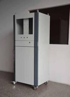 Custom Sheet Metal Parts High Precision Aluminium Stainless Steel Laser Cutting Bending Network Cabinet Server Cabinet