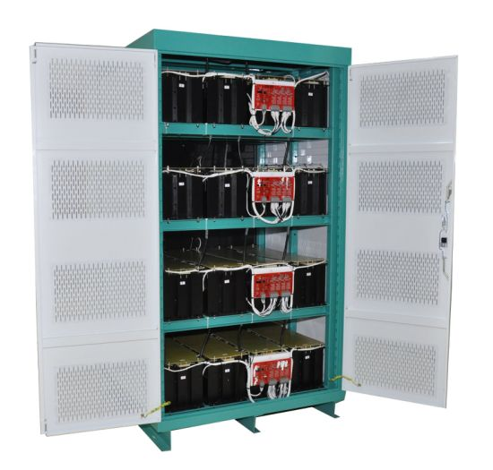 China Supplier High Voltage Lithium Iron Battery Storage Cabinet with Power Inverter and Charger Integrated Machine
