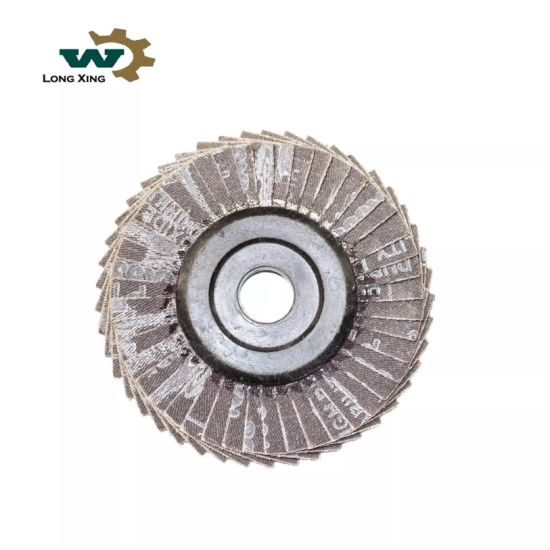 Grinding Wheel for Polishing Stainless Steel Non Woven Buffing Wheel