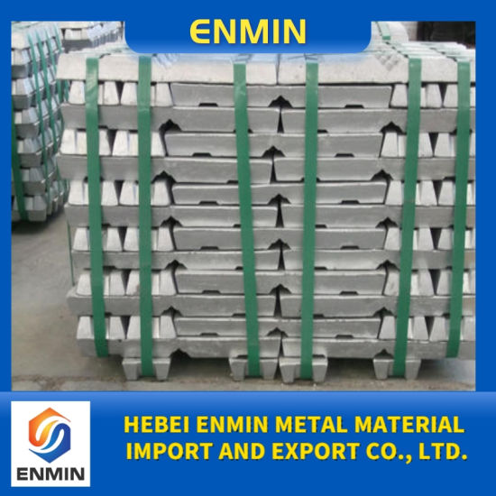 Hot Selling Factory Price High-Grade Zinc Alloy Ingots Pure Zinc Ingot