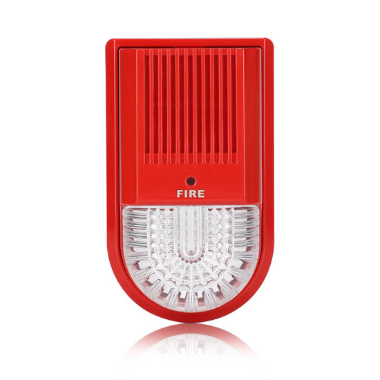 AS-AHS Addressable Fire Alarm Strobe Sounder