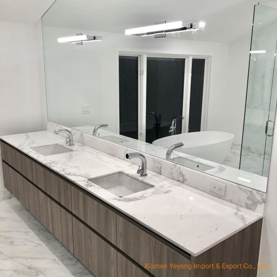 China Polished Calacatta Marble For