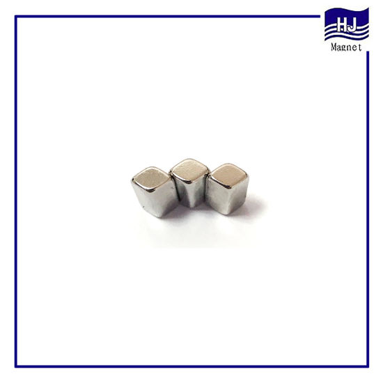 NdFeB Material Permanent High Quality Neodymium Magnet with The Diamond Shapes
