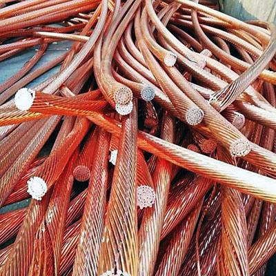 Copper Scarp/Electrical Wire/Bright Copper Scrap Wire 99.90%Min