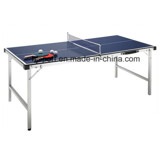 Smaller Size Promotion And Portable Game Sports Ping Pong Table