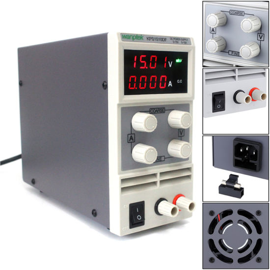 China Kps1510df Computer and Cellphone Repair DC Power Supply SMPS ...