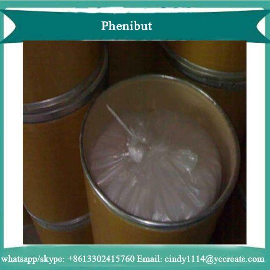 China Nootropic Raw Powder Phenibut for Sleep Aid - China