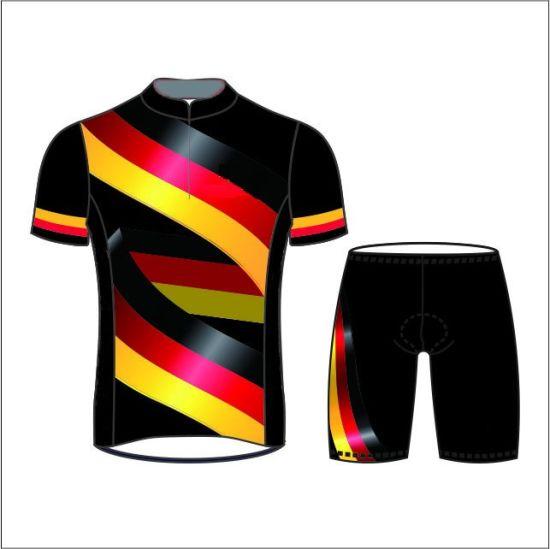 Custom Body Shape Fashion Men Bicycle Clothing