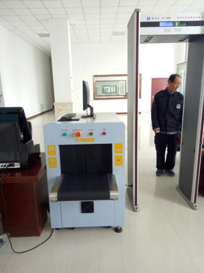 Electronic Metal Detection Equipment Pass Through Metal Detector