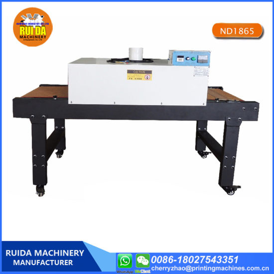 IR & UV Conveyor Type Oven Dryer for Knit Garments Drying & Curing pictures & photos