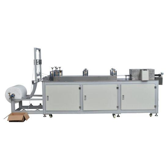 Nonwoven Bouffant Cap Making Machine