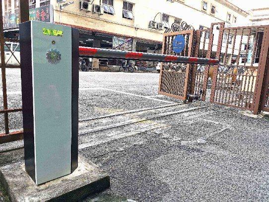 Parking Lot Barrier/Road Barrier/Car Parking Barrier