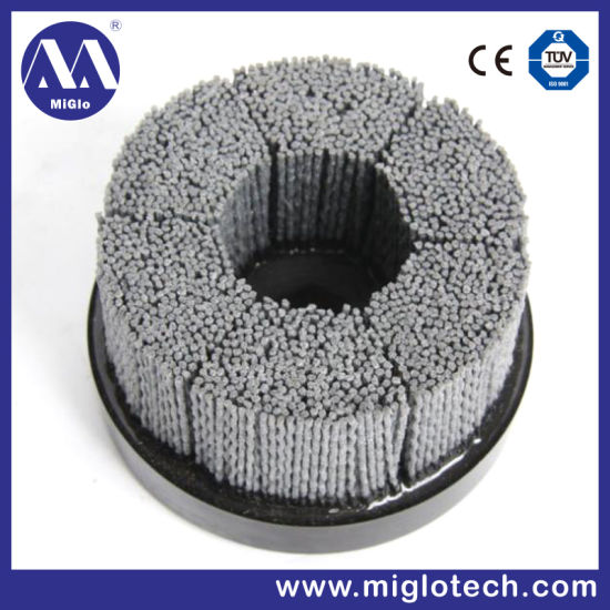 Customized Industrial Brush Disc Brush Abrasive Wire Brush Wholesale (dB-200042) pictures & photos