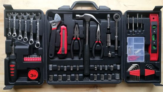 160PCS Professional Mechanical Tool Kit (FY160B) pictures & photos