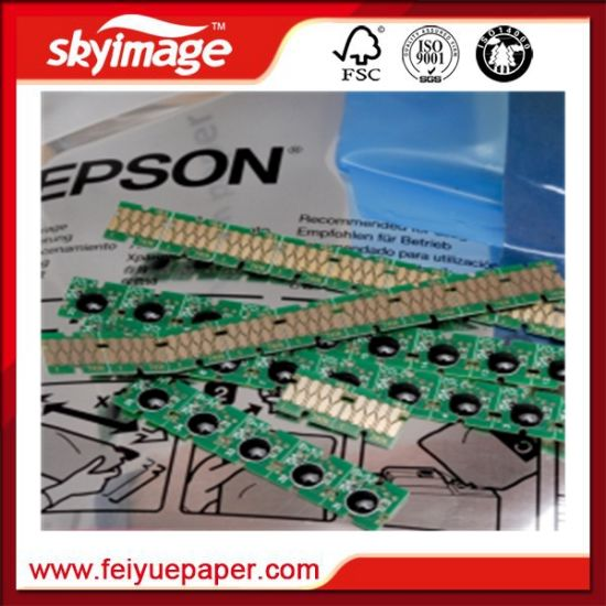 High-Quality Epson Compatible Sublimation Chips for Digital Sublimation Printing