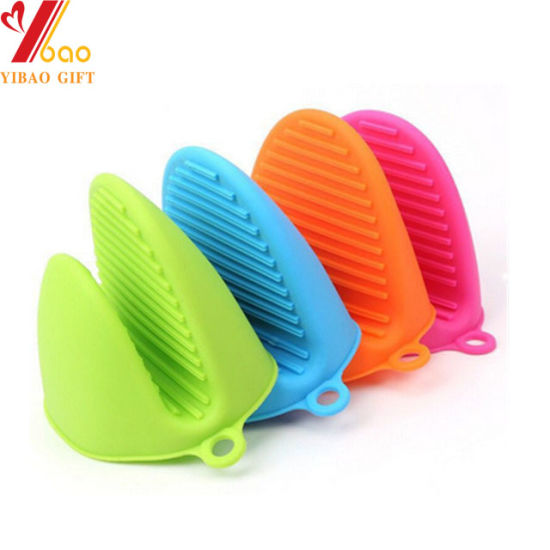 Food Grade Kitchen Heat-Resistant Silicone Glove for Sales