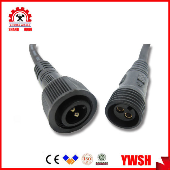 Japanese British Dkj DIN Dkl Type Welding Cable Connector pictures & photos