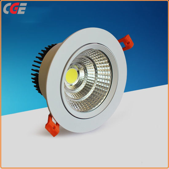 LED Down Lamps 3W/5W/9W/12W/15W/30W Recessed Ceiling LED COB Down Light LED Spot Light pictures & photos