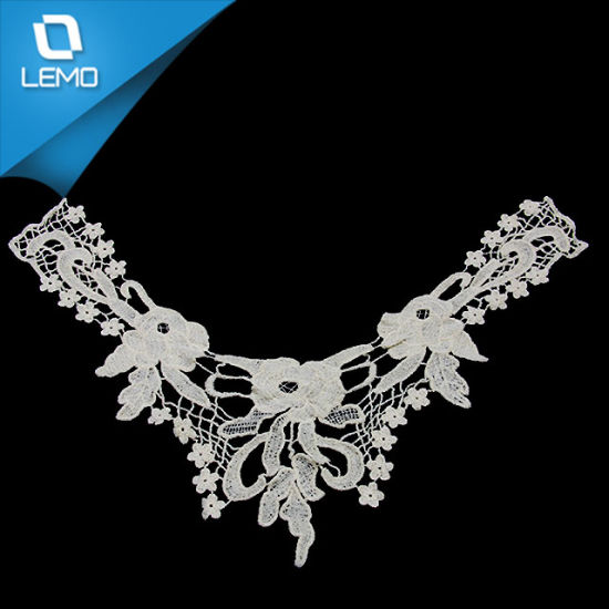 Chinese Factory Selling Cotton V Necklace on Sale pictures & photos