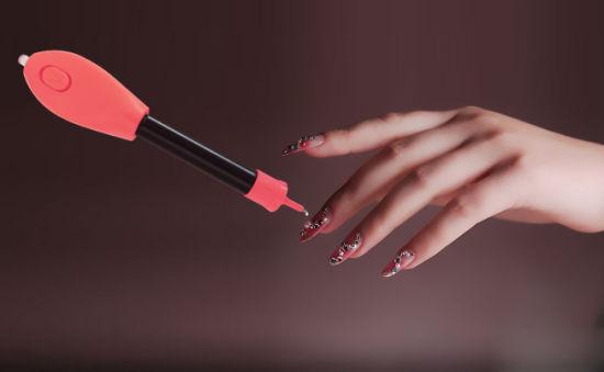 China Waterproof Nail Glue Nail Art Glue For Bond Rhinestone China