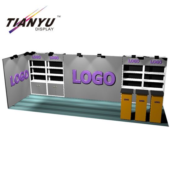 Modular Display System Trade Show Tianyu Exhibition Stand pictures & photos
