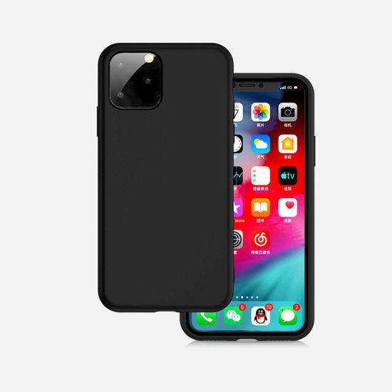 Experienced Waterproof Dustproof Liquid Silicone Phone Case for Iphones