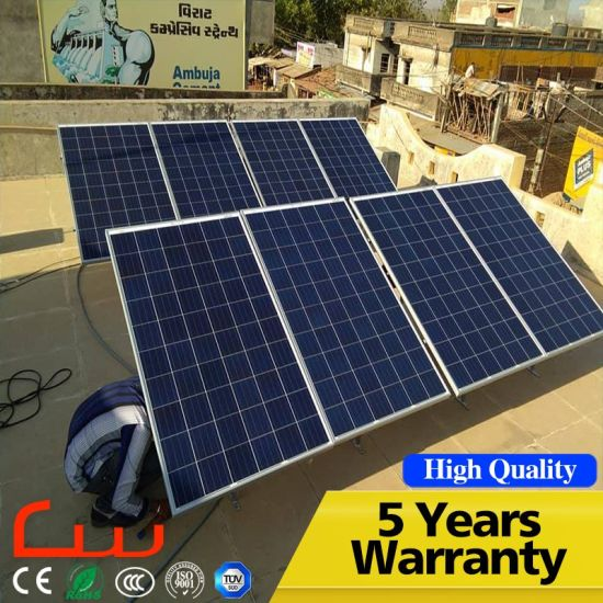 Good Performance Solar Energy System Panel Cell