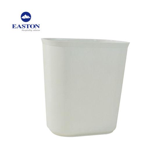Bathroom Wastebasket Black Project 62