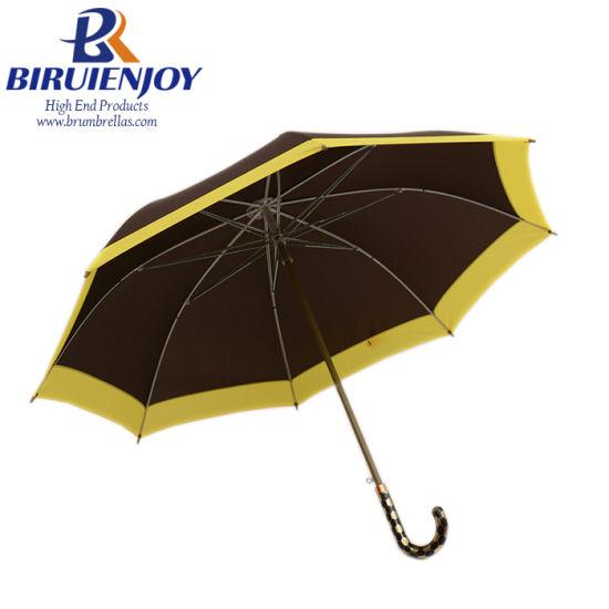 New 30 Inches Windproof Fiberglass Frame Outdoor Golf Umbrella Sun/Rain