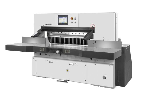 Full Automatic Paper Cutter (115E) pictures & photos