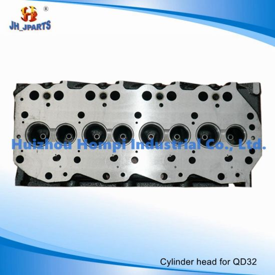 Pleasant China Engine Spare Parts Cylinder Head For Nissan Qd32 11041 6T700 Wiring Database Wedabyuccorg