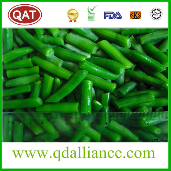 Frozen Whole Green Beans with FDA, Brc Certificate pictures & photos