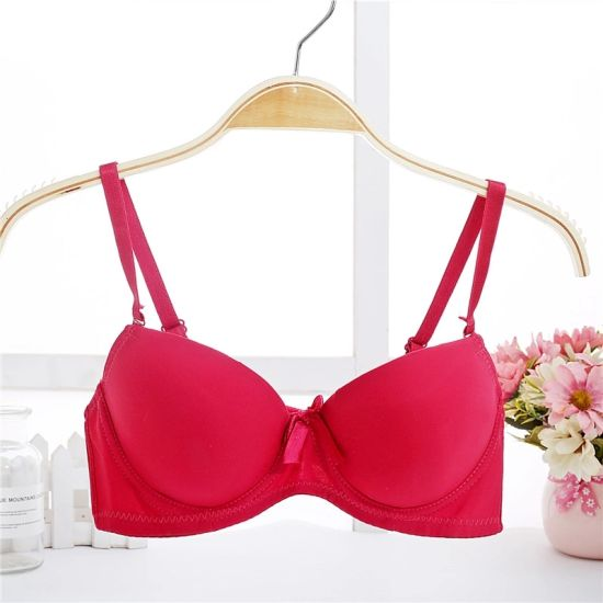 Wholesale Stylish Smooth Material Underwear Breathable Seamless Women Cotton Convertible Straps Yoga Bra