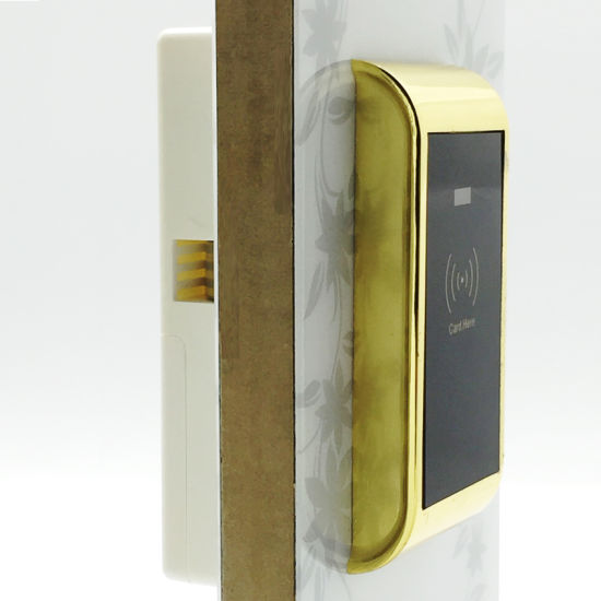 Beautiful RFID Card Cabinet Lock for Swimming Pool / Sauna / Gym pictures & photos