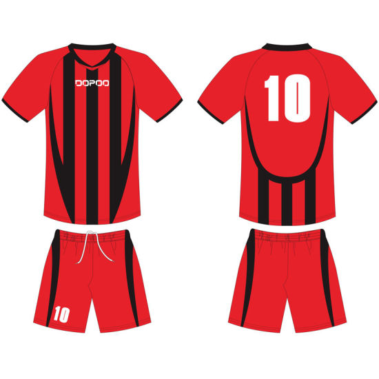 93b2fb2068d China Custom Team Sublimation Football Jersey with Your Own Design ...