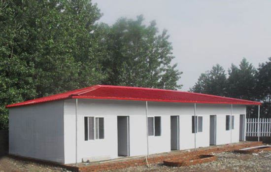Prefabricated Building Steel Structure House pictures & photos