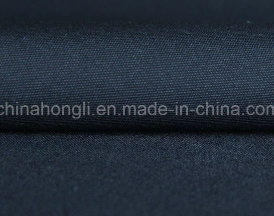 Double-Layer, C/N Twill Cotton Nylon Spandex Fabric for Casual Garment, 256GSM pictures & photos