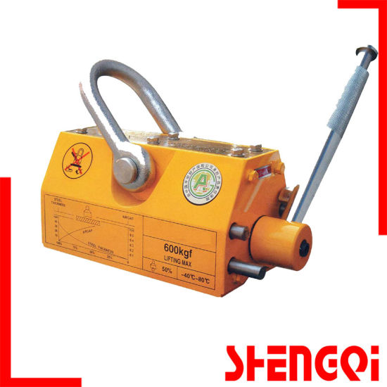 Perment Manual Magnetic Lifter, Lifing Tool for Steel pictures & photos