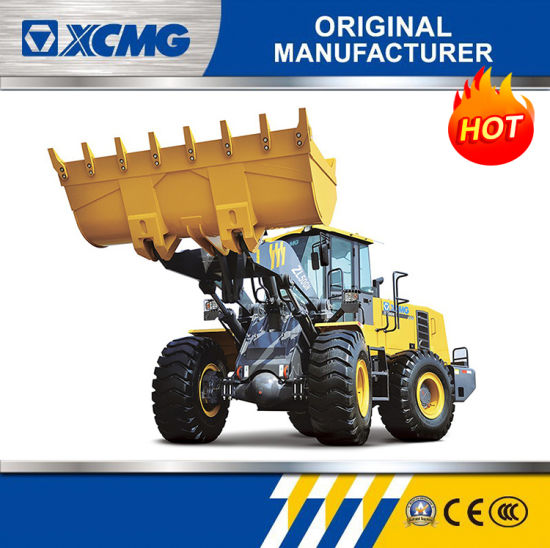 XCMG 5ton New Construction Equipment Mini Front End Wheel Loader Zl50gn with Ce